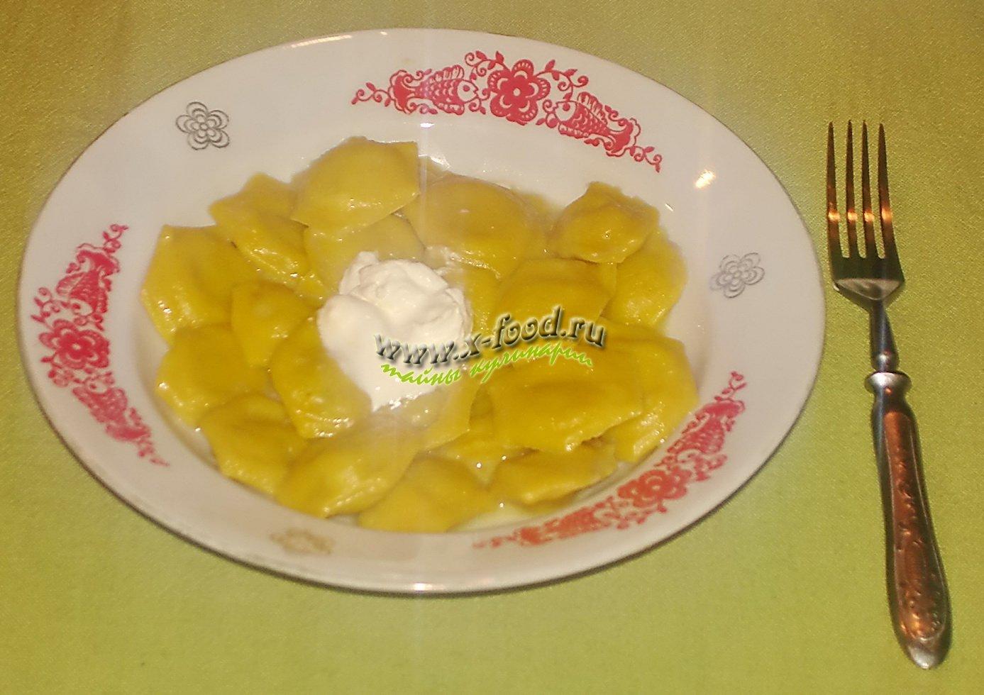 Тесто для пельменей на воде с яйцами рецепт пошагово
