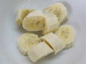 Банановые сырнички