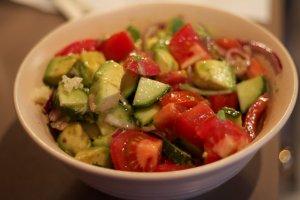 Салат смешанный