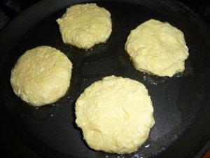 Сырники из домашнего творога