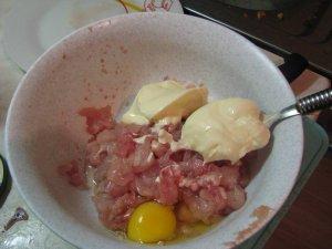 Мясо по-аргентински с сыром