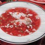 Рыбный суп из осетрины