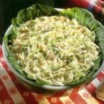 Очень простой салатик