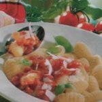 Ньокки с томатным соусом