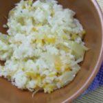 Солянка капустная с рисом