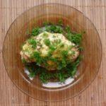 Запеченные куриные грудки с сыром