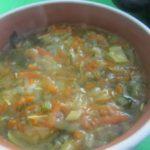 Суп с сельдереем