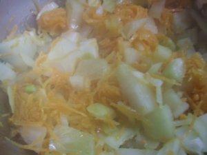 Постный горховый суп-пюре