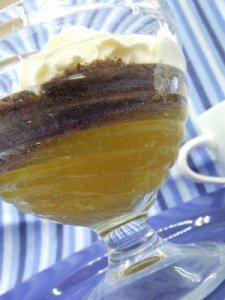 Легкий десерт Юнона