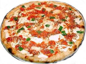 Пицца с макаронами