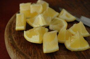 Тоник из мяты и лимона