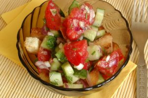 Салат на итальянский манер