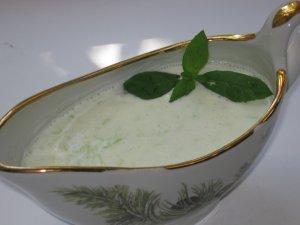 Рецепт заготовки для соуса Цацики