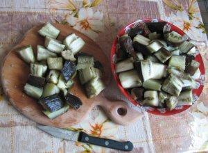 Закусочные осенние баклажаны