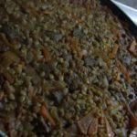 Гречневая каша с телятиной