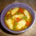 Быстрый летний суп