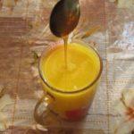 Облепиховый чай Улыбка солнца