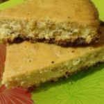 Медовый пирог с кедровыми орехами